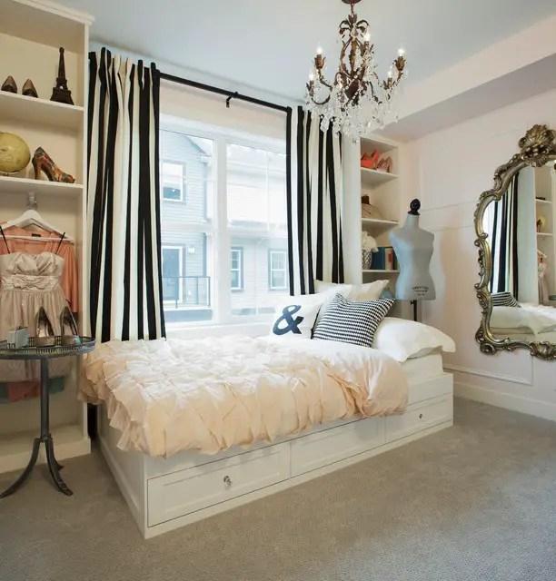 20 Girly Bedroom Design Ideas for Teenage Girls on Teenager Style Teenage Room  id=30036
