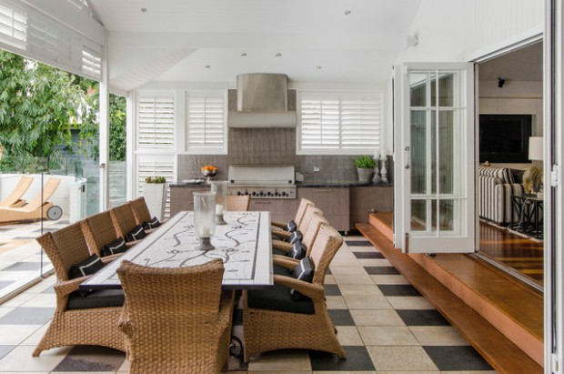 16 Great Outdoor Dining Room Ideas For Relaxed Alfresco