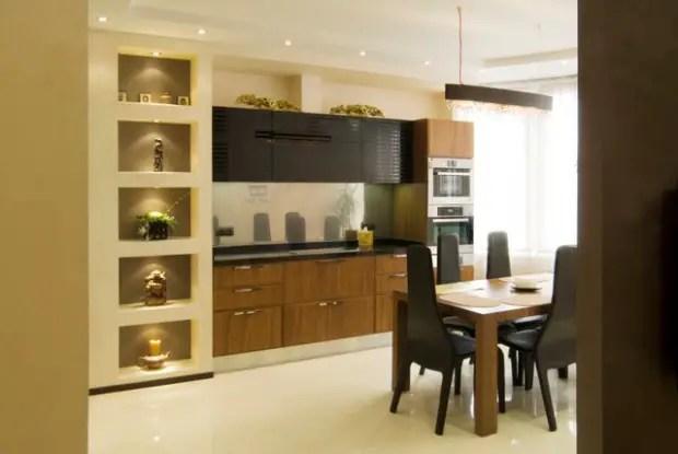 Tiny Kitchen Design Uk