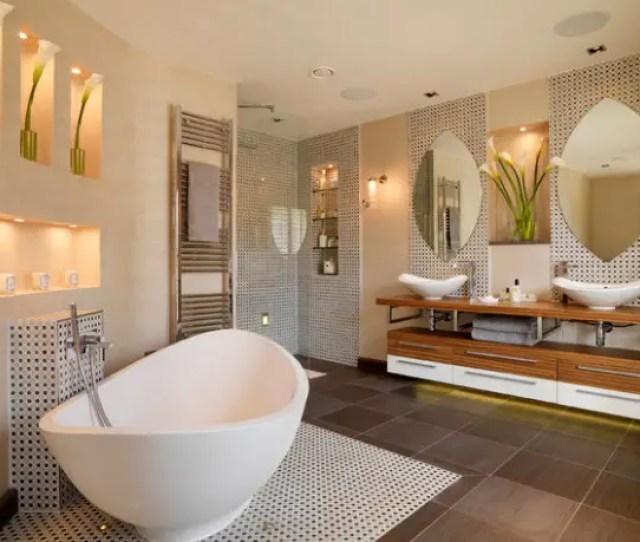 Fresh Bathroom Decorating Ideas With Flowers
