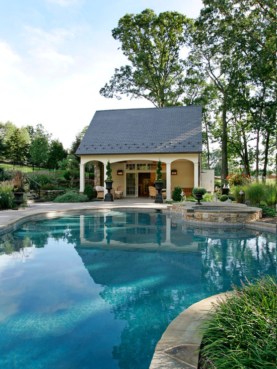 16 Lovely Pool Cabana Design Ideas - Style Motivation on Cabana Designs Ideas id=59365