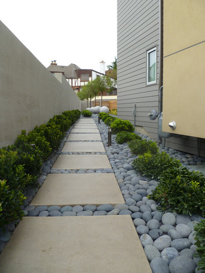 17 Landscaping Side Yard Ideas to Inspire You on Side Yard Designs  id=28629
