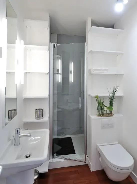 18 Stunning 3/4 Bathroom Design Ideas
