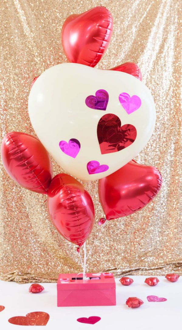 16 Amazing DIY Decorating Ideas for The Best Valentine's ...