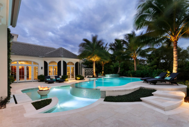 15 Breathtaking Private Swimming Pool Designs That Will Make You Jealous