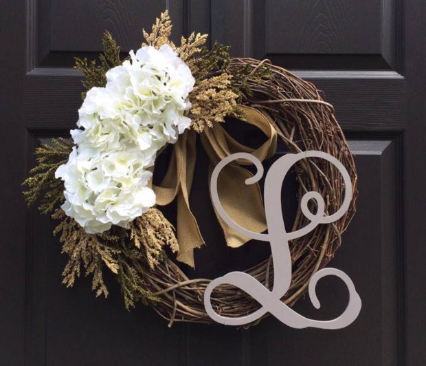 15 Refreshing Handmade Summer Wreath Designs For Your Front Door