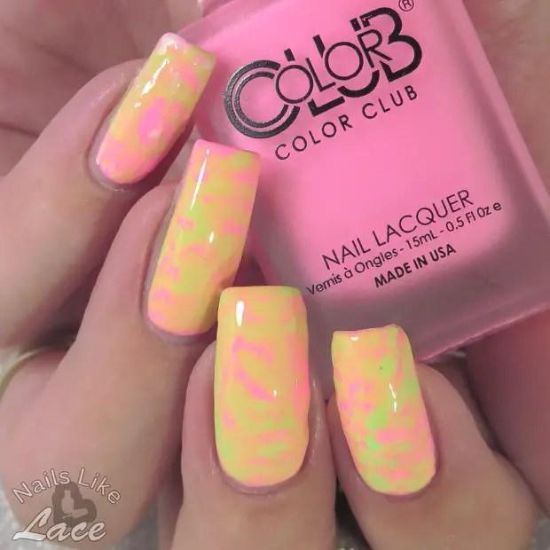 Summer Nails: 20 Colorful and Bright Nail Art Ideas