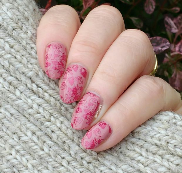 Fruits on Your Nails Cute Summer Nail Art Ideas
