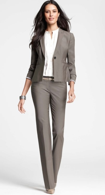 Inspiring Ideas For Job Interview Attire