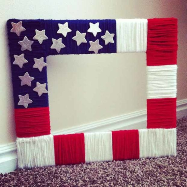 16 Nifty DIY Picture Frame Projects You Should Try