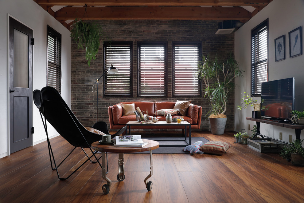 15 Spectacular Industrial Living Room Designs That Will Inspire You