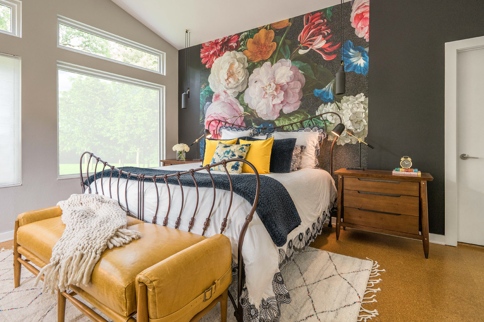 16 Exquisite Eclectic Bedroom Interior Designs You Will Fall For