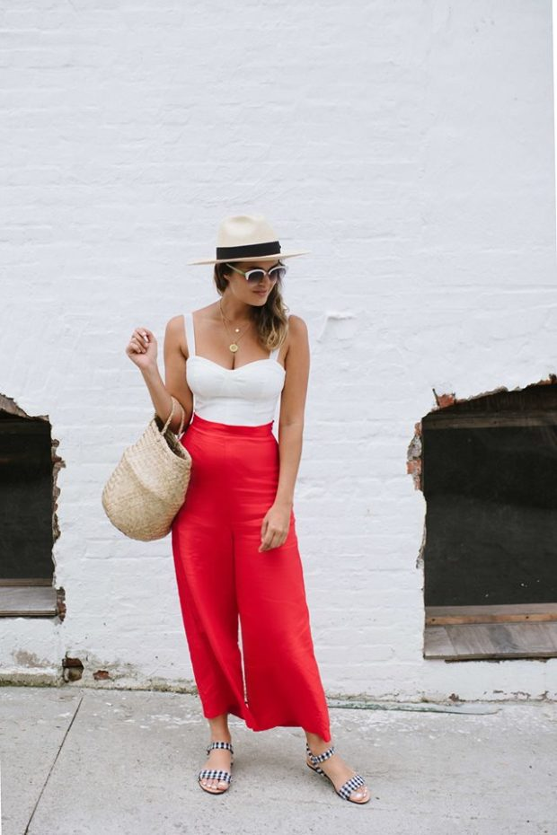 Summer Street Style: 17 Great Outfit Ideas