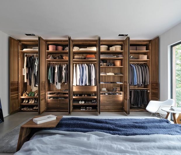 How To Get The Most Out Of Your Wardrobe Space