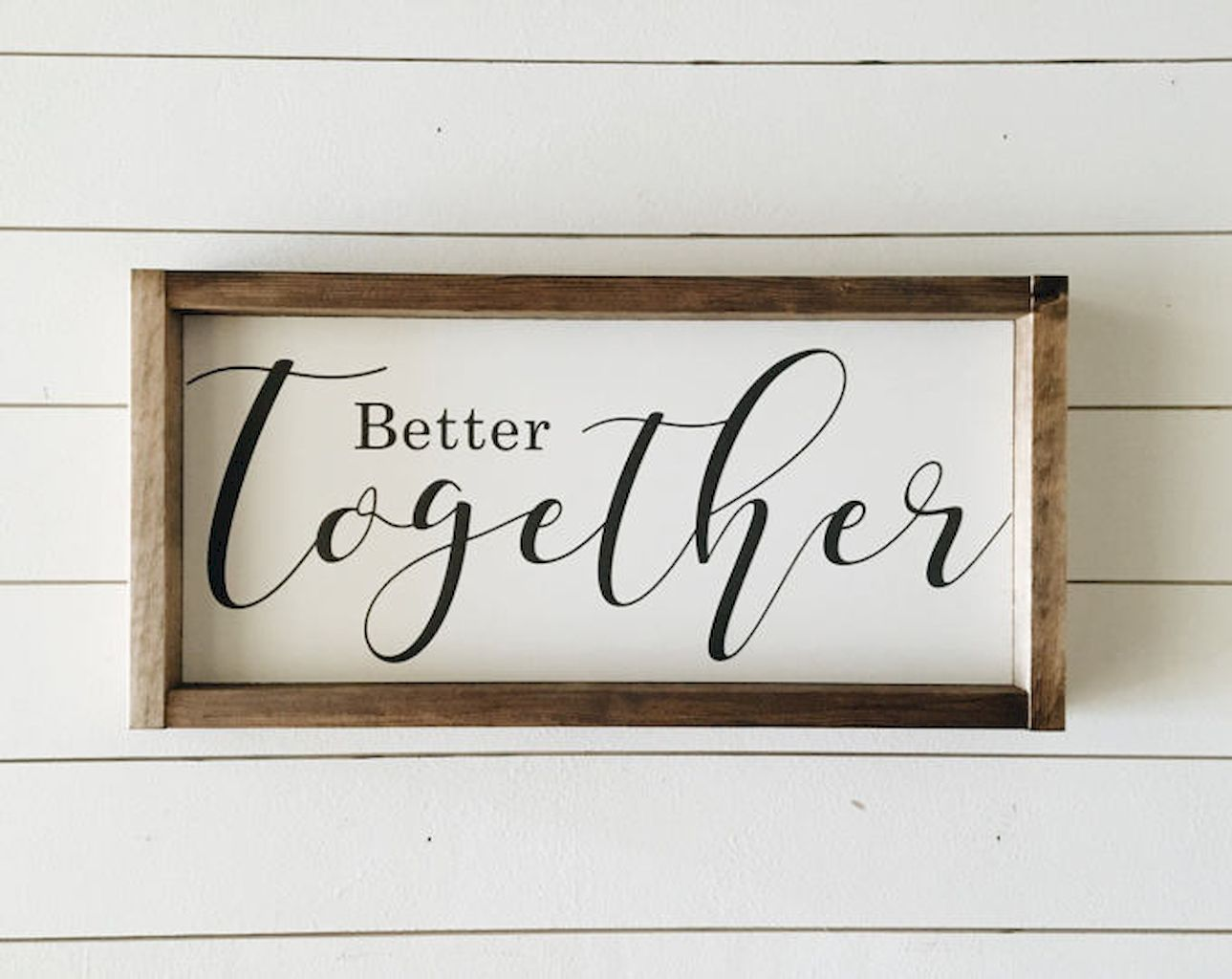 Rustic Charm Home Decor:15 DIY Wood Sign Ideas on Home Wall Decor Signs id=76761