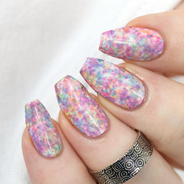 15 Stamping Nail Art Ideas Perfect for Spring