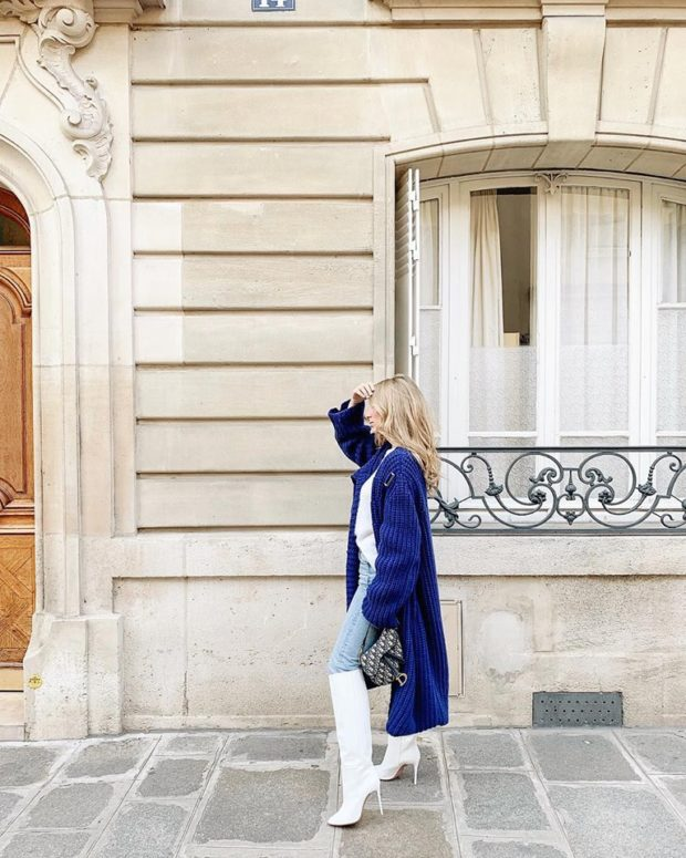 How to dress like a Parisian this winter