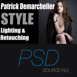Patrick_Demarchelier_Style_PSD_Cover