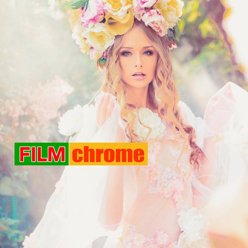 FilmChrome LUTs