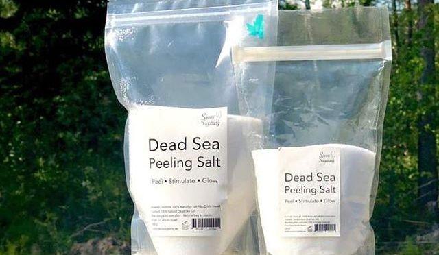 🌱Premium Dead Sea Peeling Salt