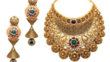 Partaj Collection Necklace Set