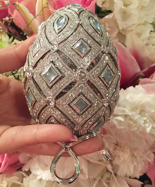 Fabergé Four Seasons Winter Egg