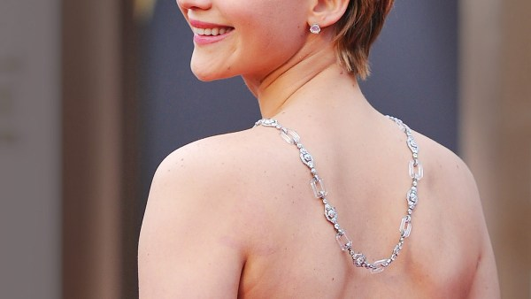 Jennifer Lawrence at the 86th Annual Academy Awards Red Carpet