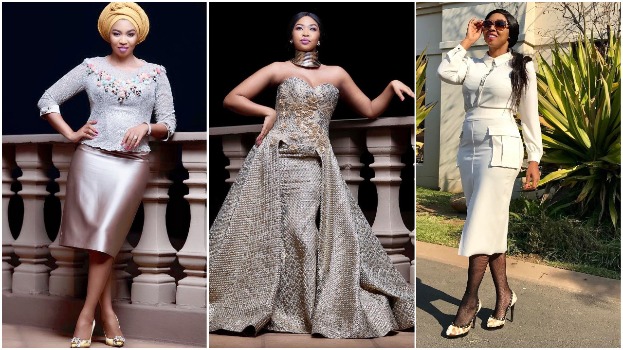 AYANDA NCWANEs Classic Style Will Put A Smile On Every