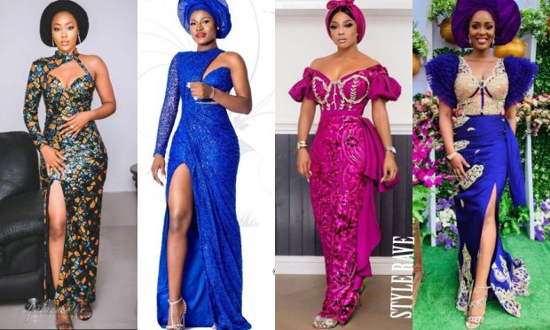 Latest Aso Ebi Styles and Fashion 2020 | Style Rave