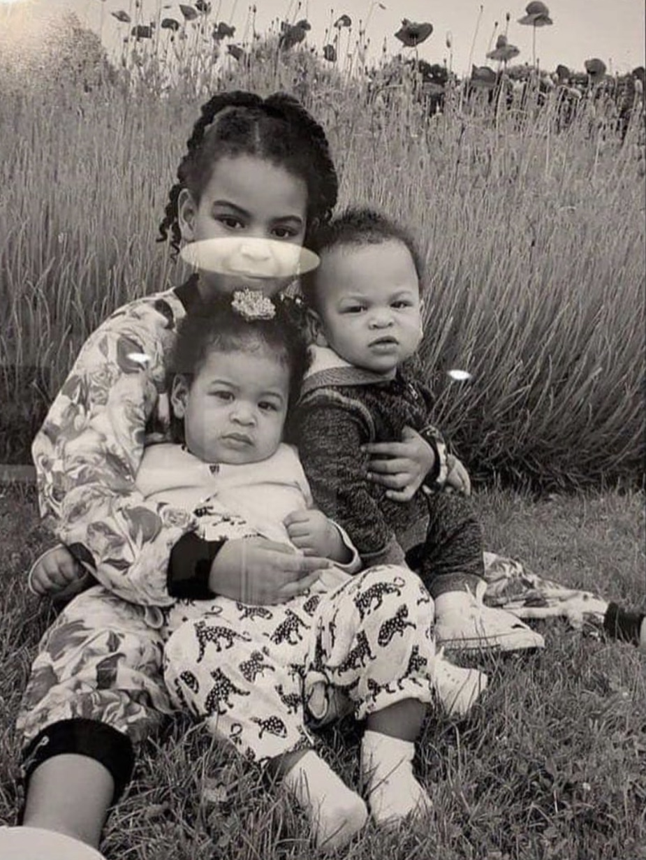 beyonce s children sir and rumi carter