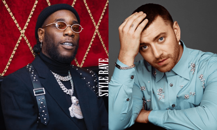 Sam Smith recruits the African Giant Burna Boy on dreamy new song 'My Oasis'. Listen Here 1 MUGIBSON