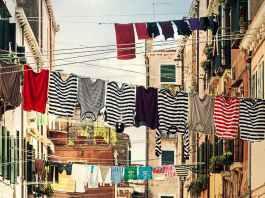 Masser af tøj