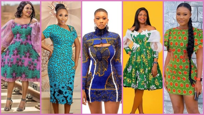 50 Most Trendy Ankara Styles For Stylish Ladies
