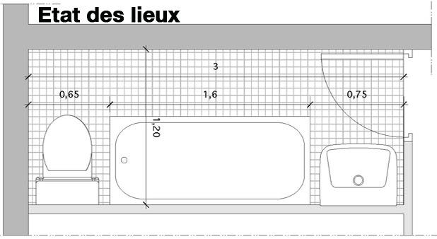5 Plans Pour Agencer Une Salle De Bains Couloir I Styles