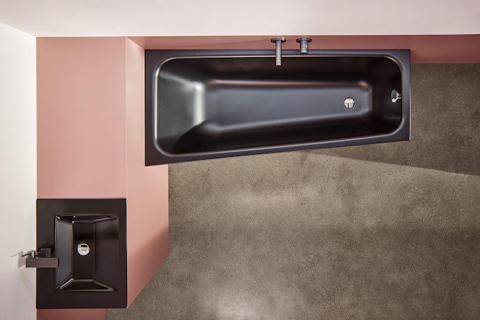 6 baignoires asymetriques et design