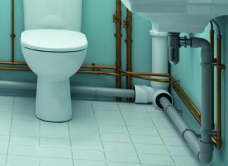 eau dans la salle de bains i styles de bain