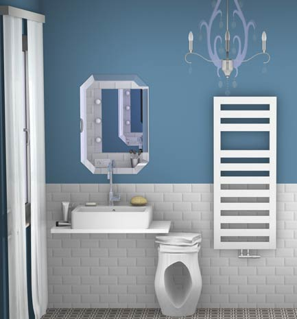 salle de bains deco et pas cher