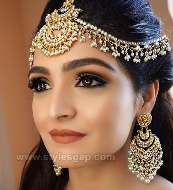Latest Asian Party Makeup Tutorial Step