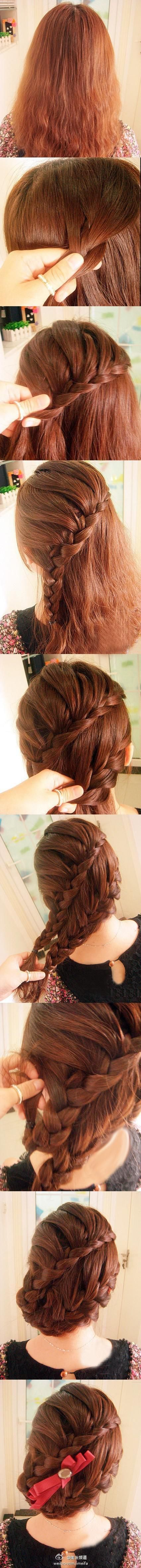 latest party hairstyles tutorial step by step 2018-2019 trends & looks
