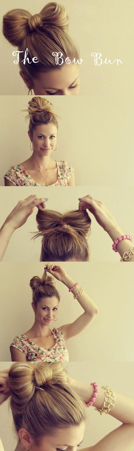 latest party hairstyles tutorial step by step 2018-2019