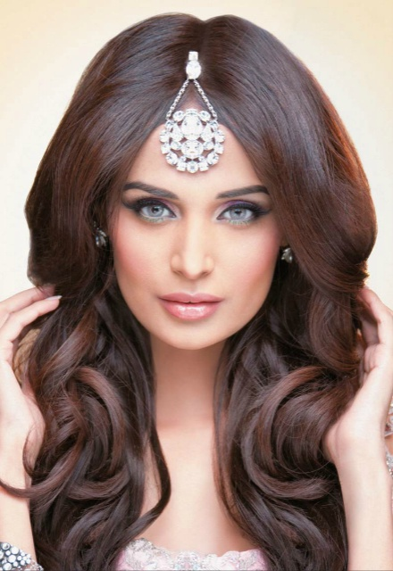 Latest Indian Bridal Wedding Hairstyles Trends 2018 2019