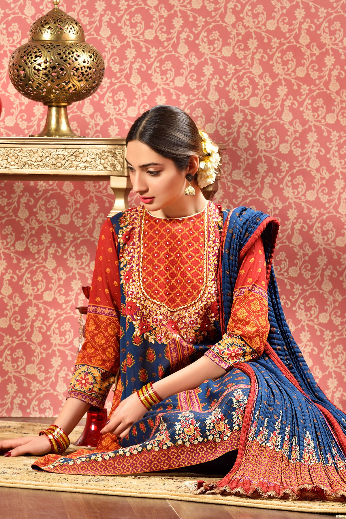 Kayseria Beautiful Fancy Eid Dresses Collection 2020-2021 Pret ...