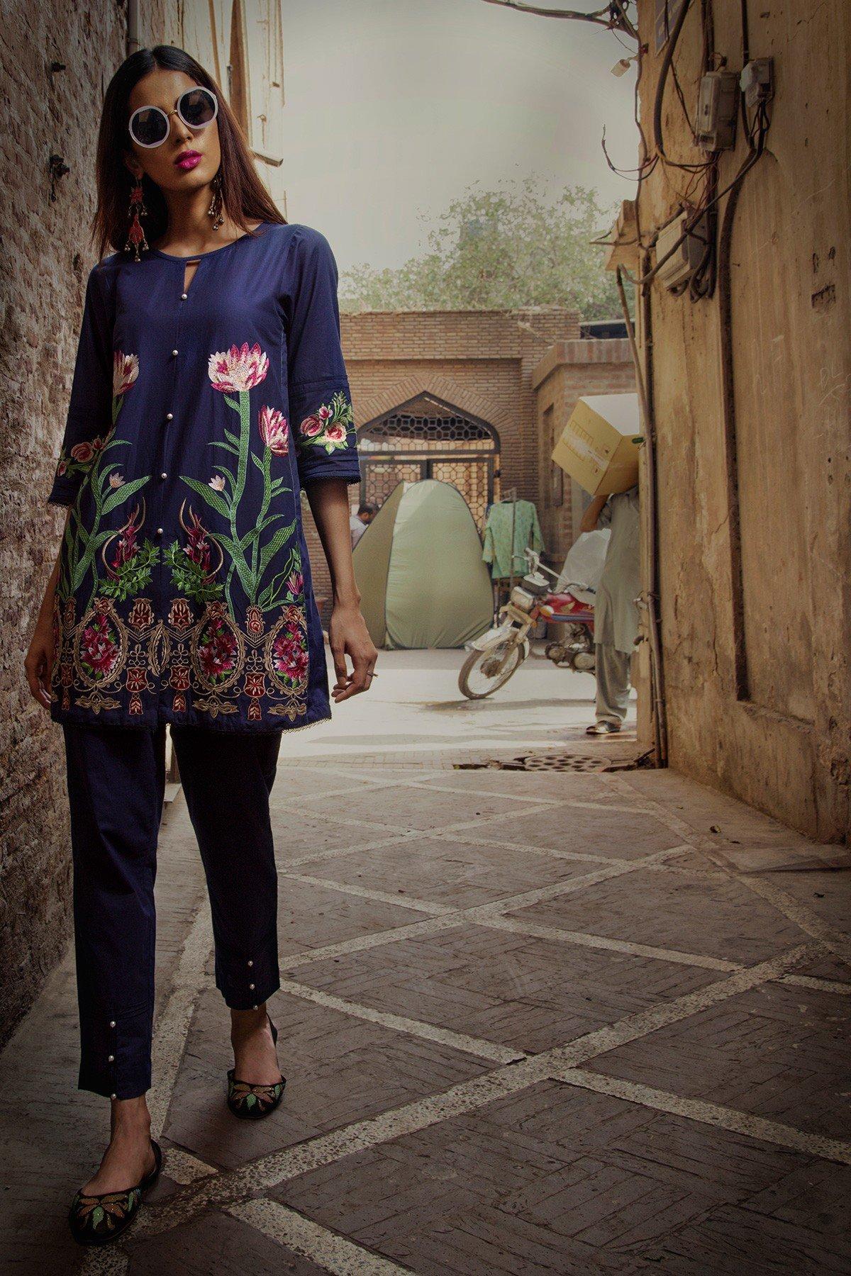 Origins Latest Eid Dresses Festive Collection 2018 2019