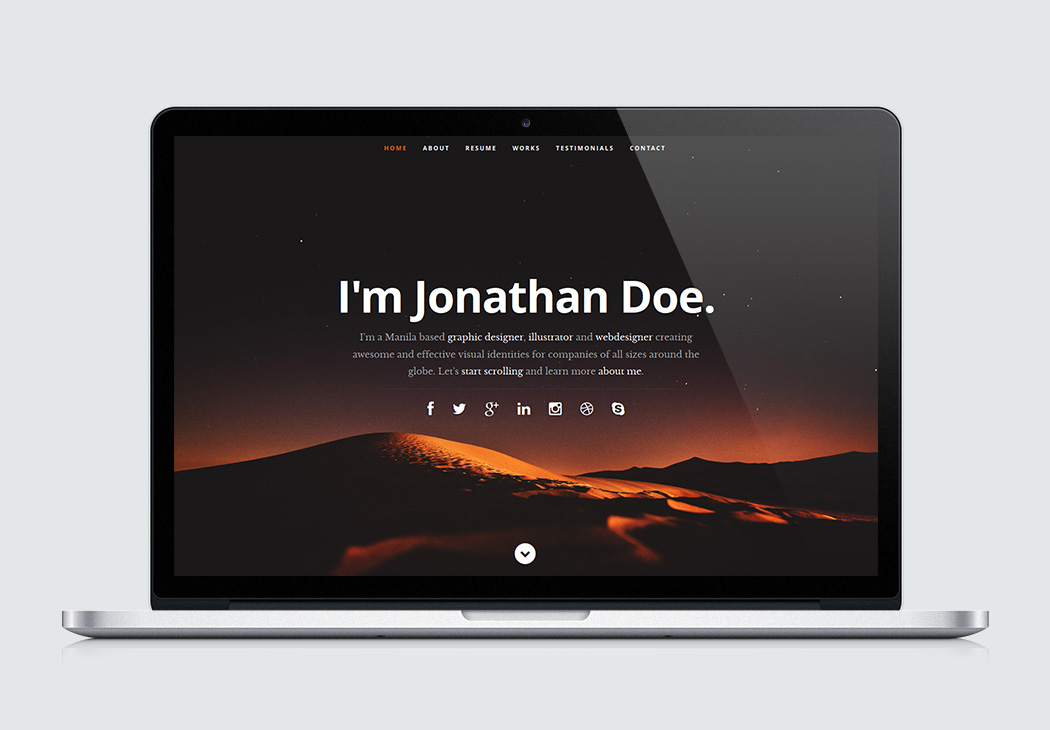 Ceevee High Quality Free Website Template By Styleshout