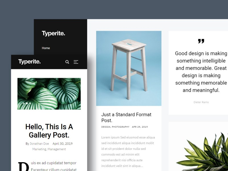 736dae6702c Free Website Templates, High-Quality Handcrafted by Styleshout