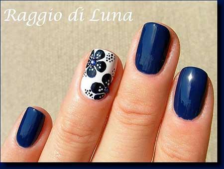 Nails 2017 Nail Art Luna Raggio Di
