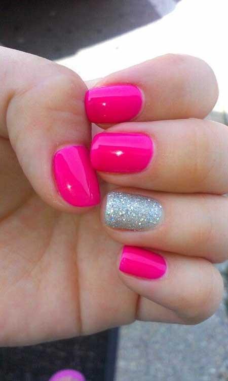Cute Nails Summer Simple Easy