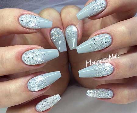 Nail Design Art 2017 Sti Idea Glitter Nailart