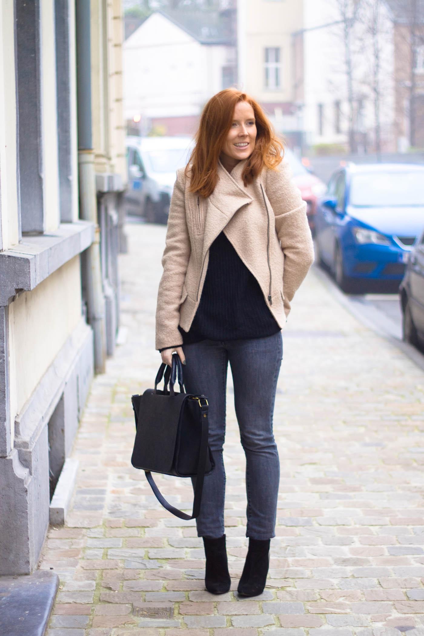 Winter Fashion Look Elegant And Stylish
