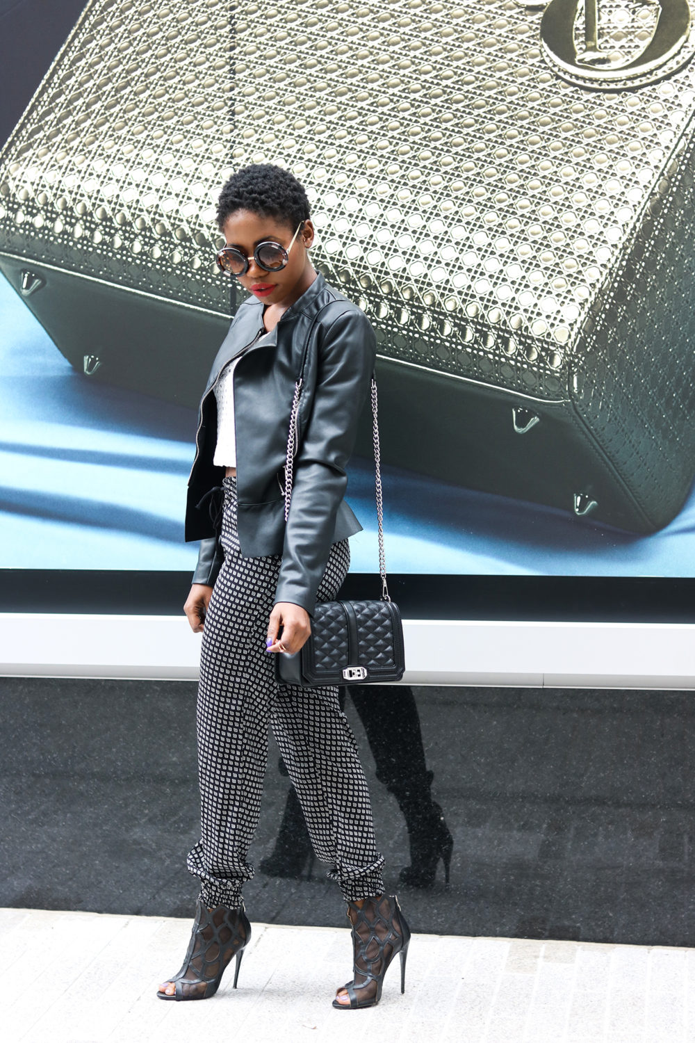 chic look